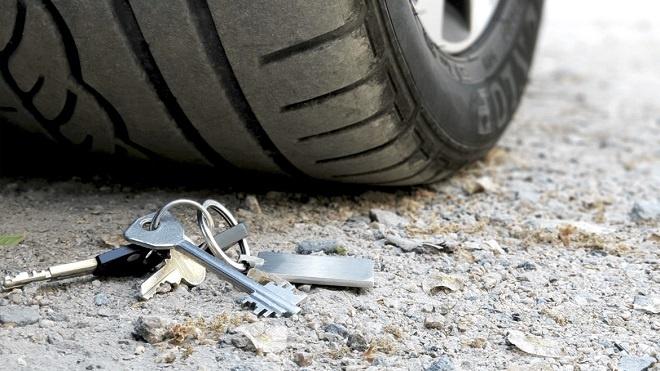 pamesti-automobilio-raktai